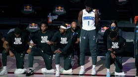 Jonathan Isaac, primul baschetbalist din NBA care refuză să îngenuncheze